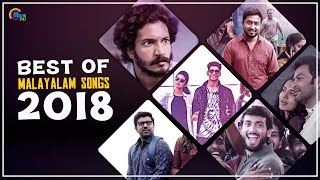 Best Of Malayalam Songs 2018 | Malayalam Film Songs | Malayalam Hits | Non-Stop Audio Songs Playlist