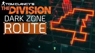 Fast Leveling Solo Dark Zone Route and Guide - The Division
