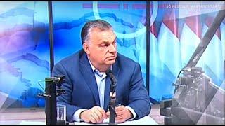 Orbán Viktor: Soros György a világ első számú oligarchája