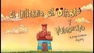 Video El infierno, el diablo y Vulgarcito! Episodio 2 temporada 2 download MP3, 3GP, MP4, WEBM, AVI, FLV Oktober 2018