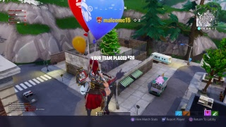 Fortnite - NEW Longshot And Insight Skins - PSN - Parkour_Gamer90