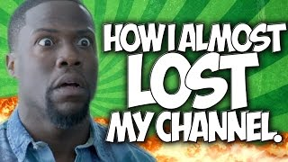 COD ADVANCED WARFARE: HOW I ALMOST LOST MY CHANNEL!! XB1 GAMEPLAY COMMENTARY!!