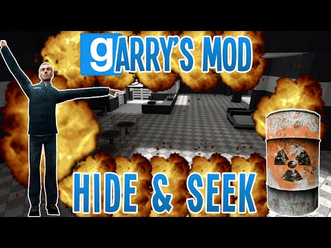 DIRECTED BY MICHAEL BAY - Garrys Mod: Hide and Seek [FunTAGE]