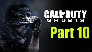 Call of Duty: Ghosts Part 10 Mission 10: Clockwork Walkthrough XBOX 360