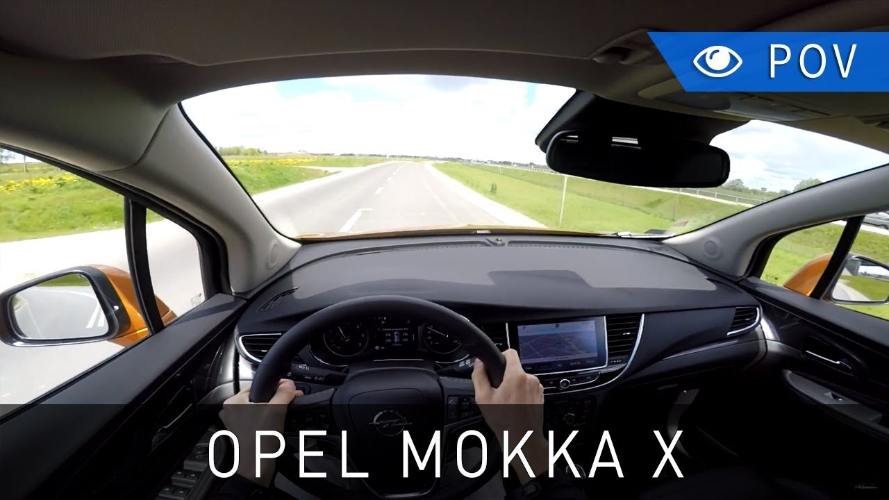 opel mokka x 1 6 cdti 136 km 4x4 elite 2017 pov drive. Black Bedroom Furniture Sets. Home Design Ideas
