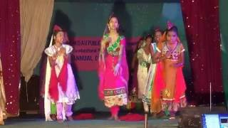 anardana song jmdav school annual function 2015
