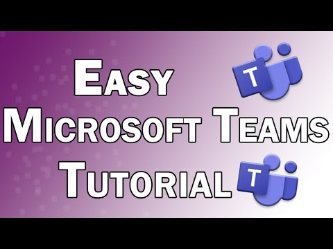 Learn Microsoft Teams in 7 minutes