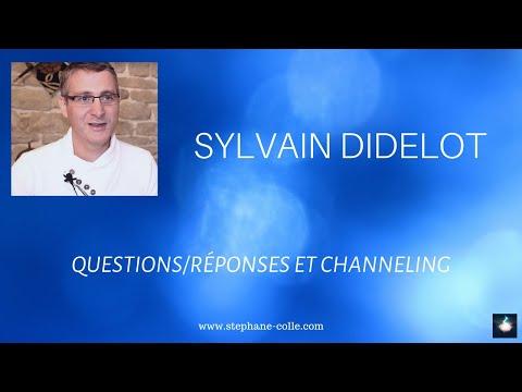 Questions/Réponses et channeling en direct avec Sylvain Didelot