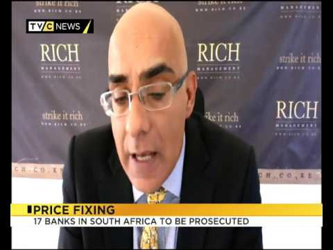 BUSINESS ZONE | 17 banks in SA to be persecuted| 16TH Feb | TVC News
