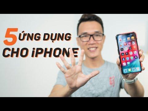 Khai Xuân Với 5 App Tốt Nhất Dành Cho IPhone