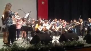 Oyneng Yar (Faun Cover) - Nilüfer Belediyesi Konak Kültürevi Öğrenci Orkestrası