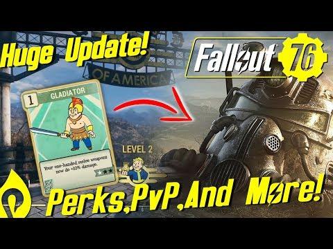 Huge Fallout 76 News! Perks, PVP, Custom Loading Screens, and More! thumbnail