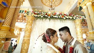 Ashwin & Sangkreeta Priya // Midlands Temple Section 7 Shah Alam 'i-City'