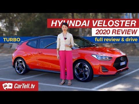 2020 Hyundai Veloster Turbo Premium Review | Australia