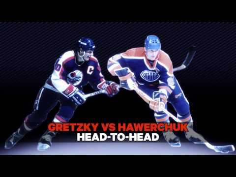 Heritage Classic: Gretzky vs Hawerchuk