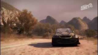 Colin McRae Dirt 2 - Mitsubishi Lancer Evo IX - Max Settings PC Gameplay