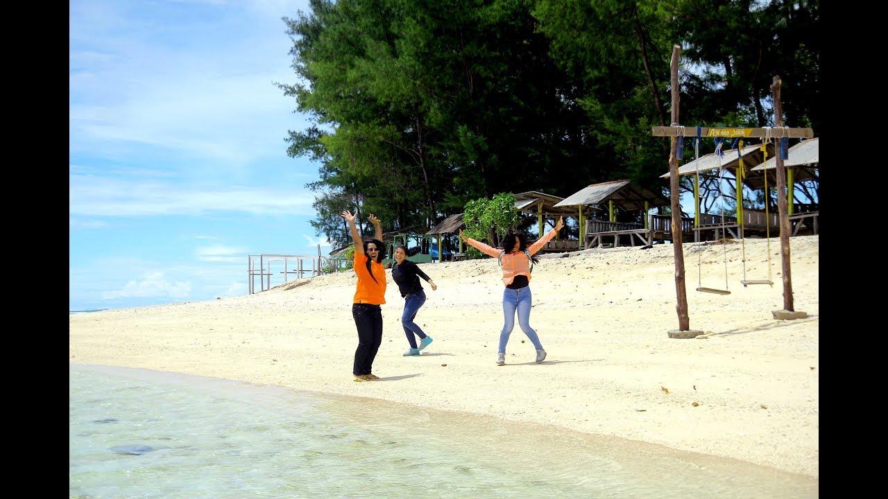 pantai laguna samudra Bengkulu