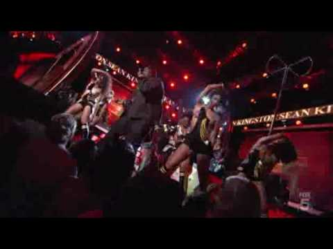 Sean Kingston - Fire Burning - Live at the Teen Choice Awards 2009 (TCAs 09)