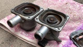 Toyota Prado 150 4.0 Добавочный воздух. Ремонт.