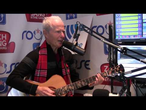 "Dr. Elmo Sings ""Grandma Got Run Over By A Reindeer"" Live in Studio"