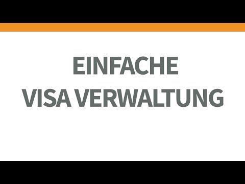 SIVIS Emergency Manager - Einfache Visa Verwaltung