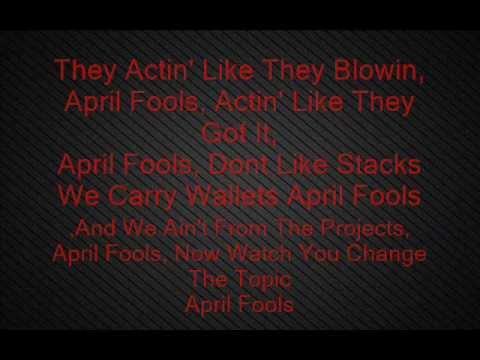 Chief Keef - April Fools Lyrics