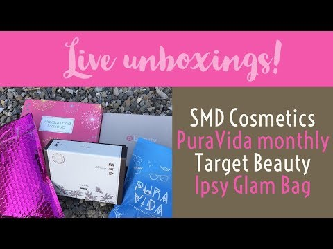 April Unboxings & Introducing SMD Cosmetics INHYUNJIN Travel Set