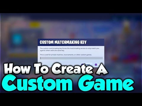 when is fortnite custom matchmaking coming out