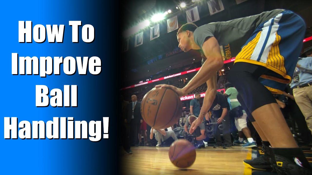 Basketball Ball Handling Drills - Basketball Tips  |Better Ball Handling Drills
