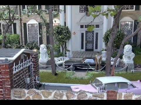 Elvis Mini Graceland Holland Lida Keijzer Long Version Part 1 of 2 The Spa Guy #94