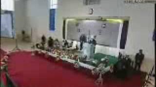 2010 Kadiyan Yıllık Jalsa Konuşması (Vadedilen Mehdi'nin 5 Halifesi Mirza Masrur Ahmed)-2