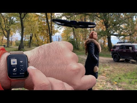 Skydio R1: AI Selfie Drone Now on Apple Watch!