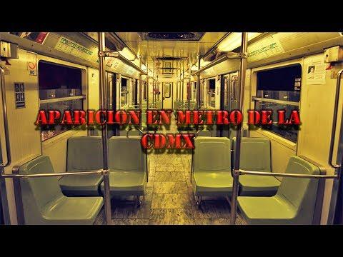Impactante lo que paso en el metro Tacubaya Fantasmas En El Metro de México  Omares Tal Cual