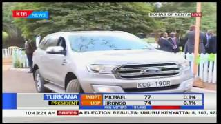 Video Security heightened at the Bomas of Kenya ahead of the announcement of presidential election results download MP3, 3GP, MP4, WEBM, AVI, FLV Agustus 2017