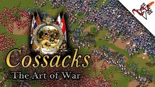 Cossacks - Trade Routes Battle | Under The Banner of King Frederick | Art of War [1080p/HD]