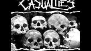 The Casualties -Criminal Class..