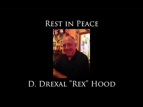 Rex Hood: Memorial Service & Military Honors