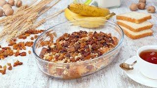 Как приготовить банановый пудинг - Рецепты от Со Вкусом