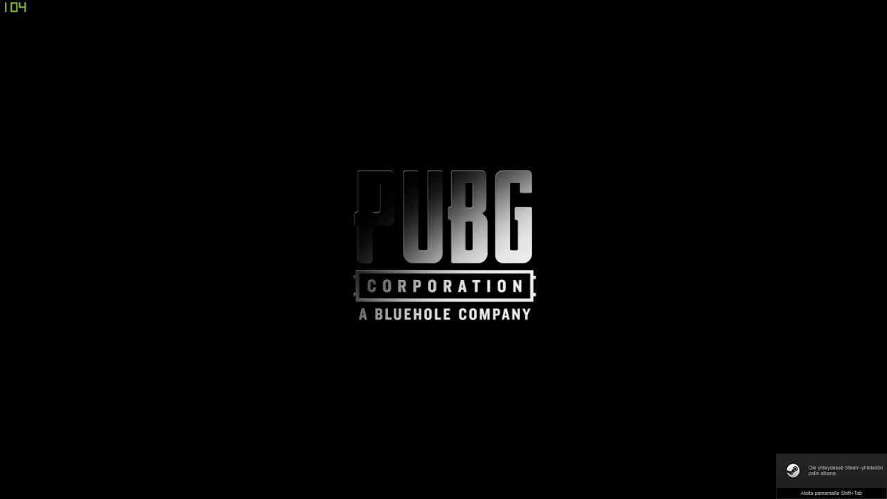 PUBG SHITHOLE GAME PUBG Logo Appears On Screen Every 10
