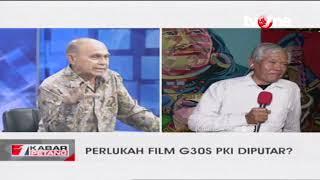 SENGIT!! Debat Panas Mayjen (Purn) Kivlan Zein vs Bejo Untung Soal Film G30S PKI