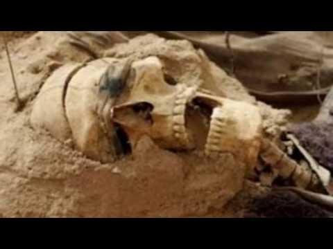 Srilanka real evidence of ravana dead