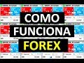 FOREX PARA PRINCIPIANTES  VIDEO 1 - YouTube