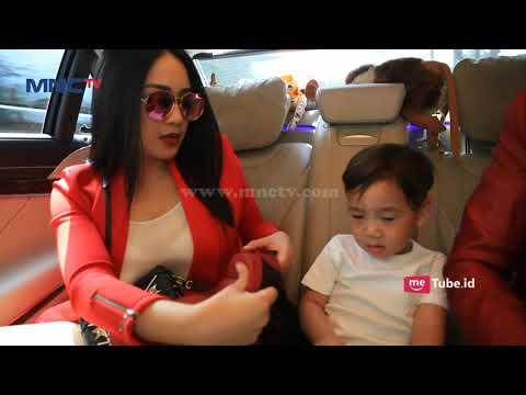 Rafathar Nangis Saat Naik Helicopter, Gemesin Banget  - Rumah Mama Amy (9/8)