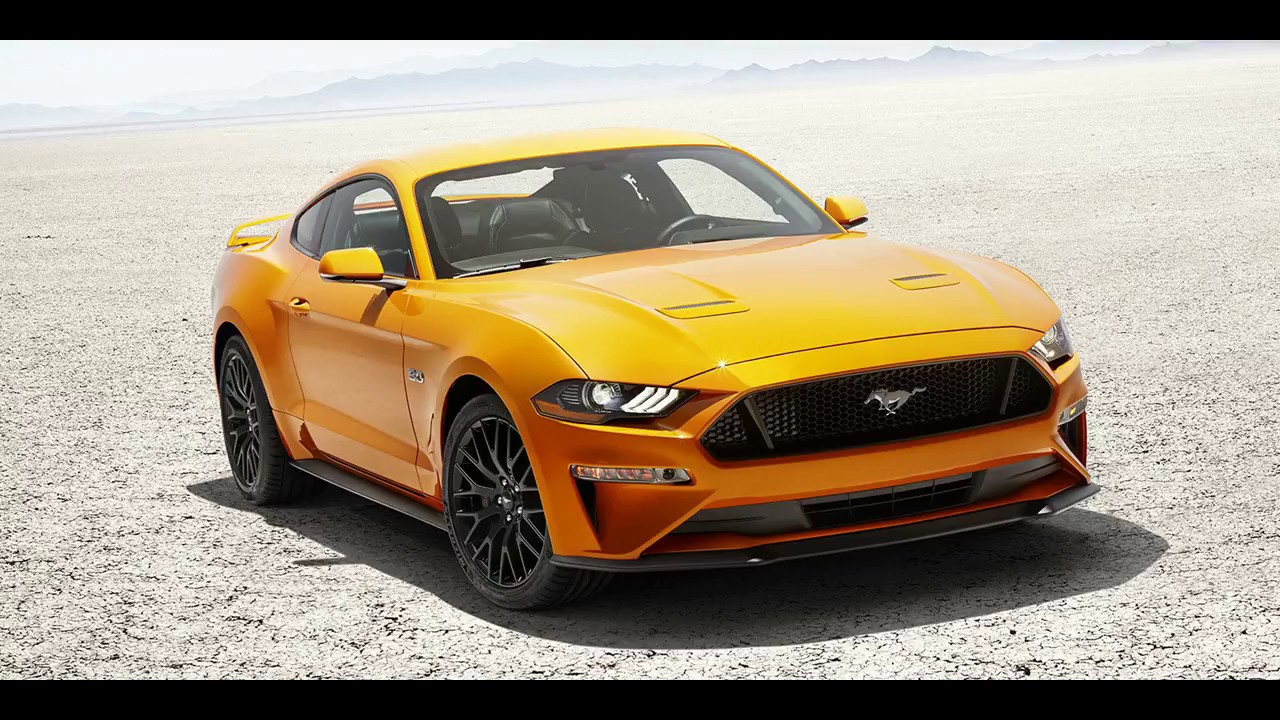 Ford Mustang 2018 Australia Release Date