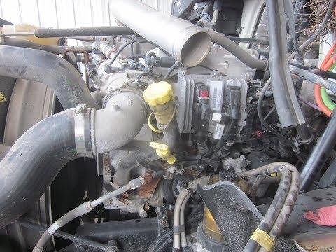 International Maxxforce 13 Engine from DN349832  S