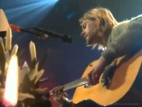 Nirvana - Pennyroyal Tea (MTV Unplugged Rehearsal, 1993)