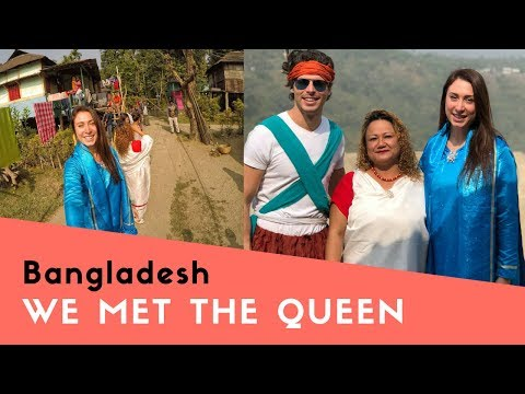 WE MET THE QUEEN - OF A VILLAGE WHERE WOMEN RULE!