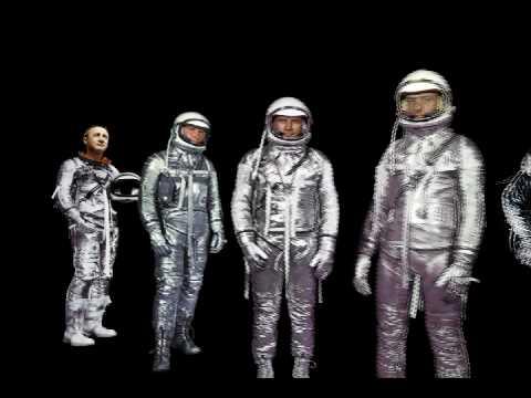 NASA - The Mercury 7