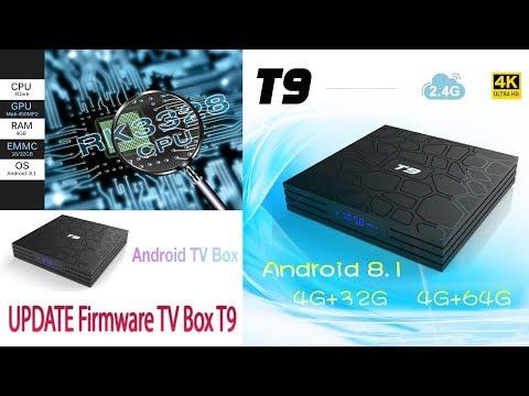 Download Прошивка Tv Box T9 Firmware Android 8 1 MP3, MKV
