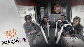 Roadshow Interview: Dello, Smugglaz, Curse One and Flict-G on Wish 107.5